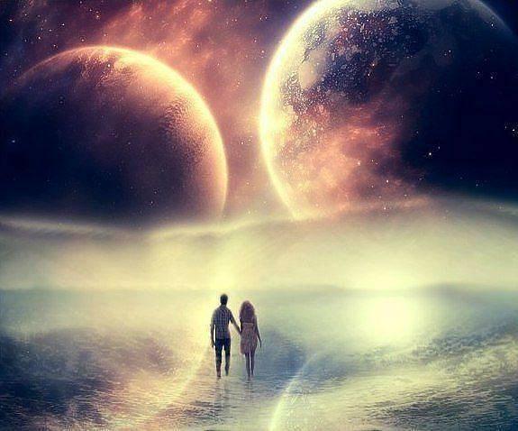 Любовь высокая, истинная, духовная
