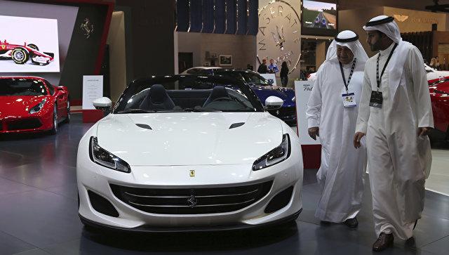 На автосалоне в Дубае представили более 100 новых моделей автомобилей