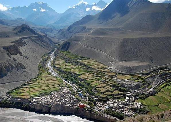 Тибет расскрывает тайны