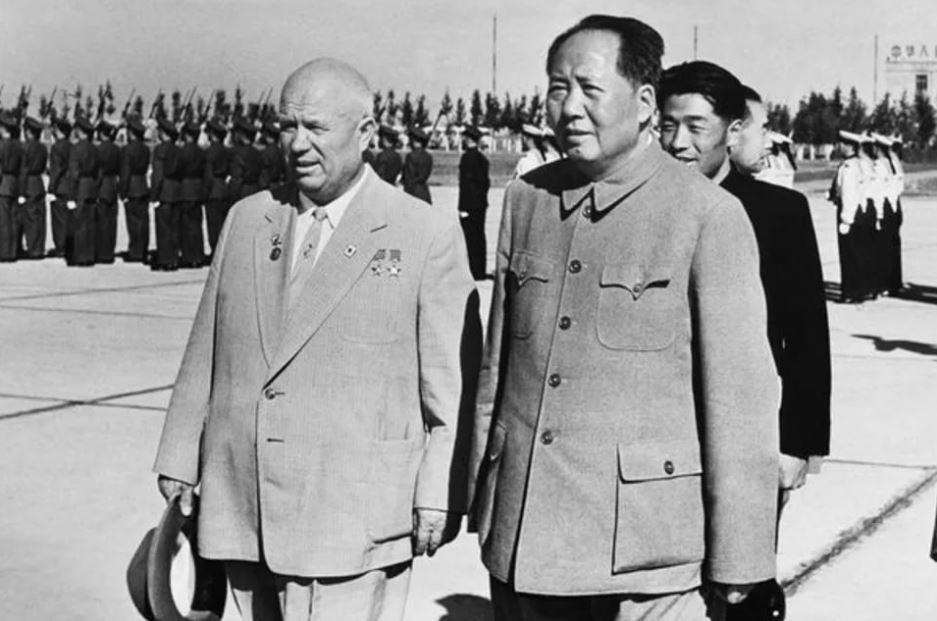 Мао против Хрущёва. Как китайцы с русскими за Даманский воевали
