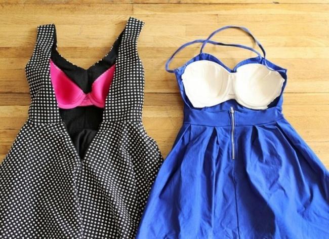 Как сделать лямки для платья