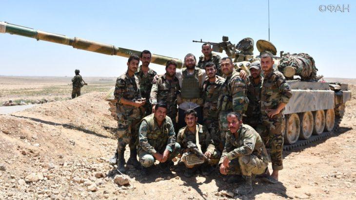 Последние новости Сирии. Сегодня 15 октября 2018