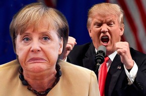 Меркель против Трампа: Герма…