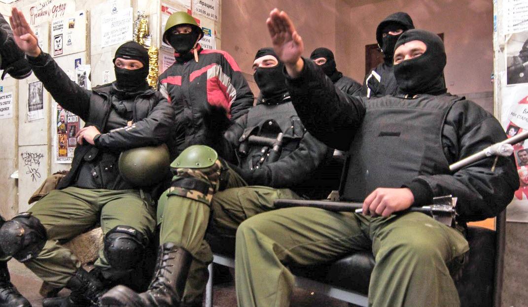 Что ждет Украину? Нацистская…
