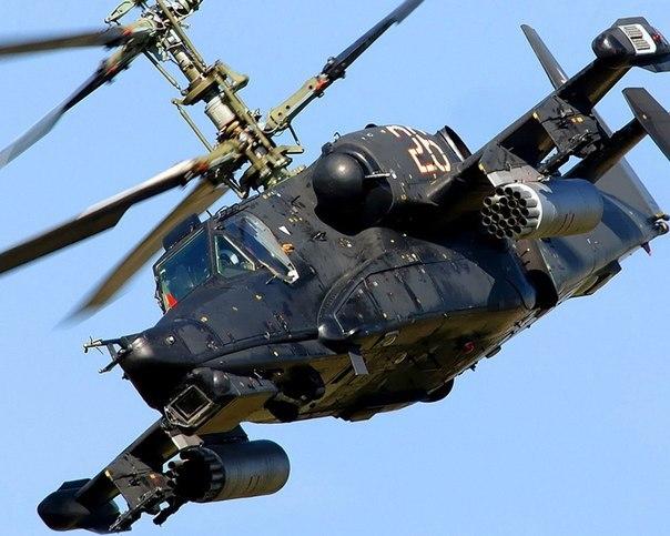 Сегодня 17 июня, в этот день 34 года назад поднялся в воздух опытный образец знаменитого российского вертолета «Ка-50» — «Черная акула»