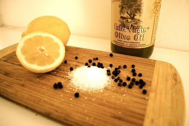 Соль, перец и лимон помогут решить эти 7 проблем лучше любого лекарства!  Вы...