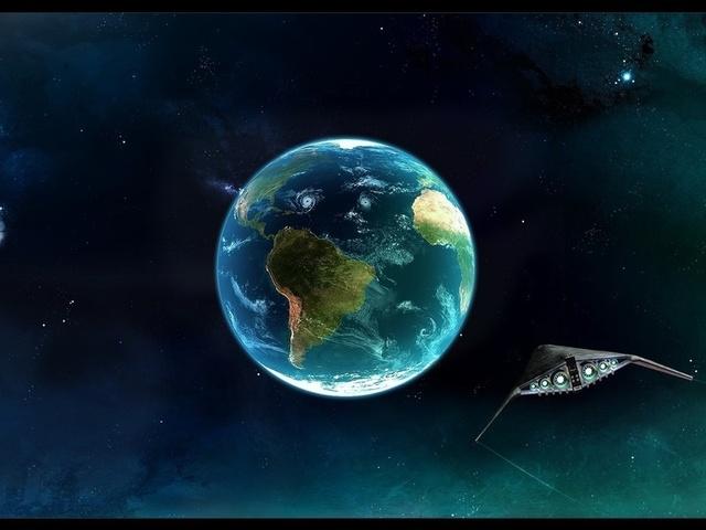 Что услышал Гагарин в космосе во время первого полета и правда ли что Земля живая?