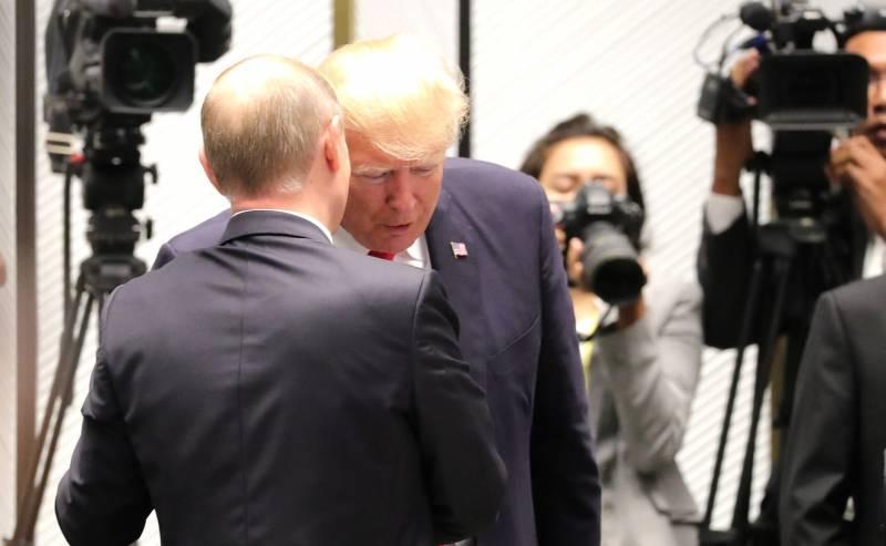 Великий президент Трамп прот…