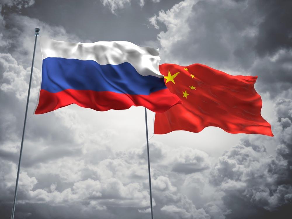 Россия и Китай забирают Евро…