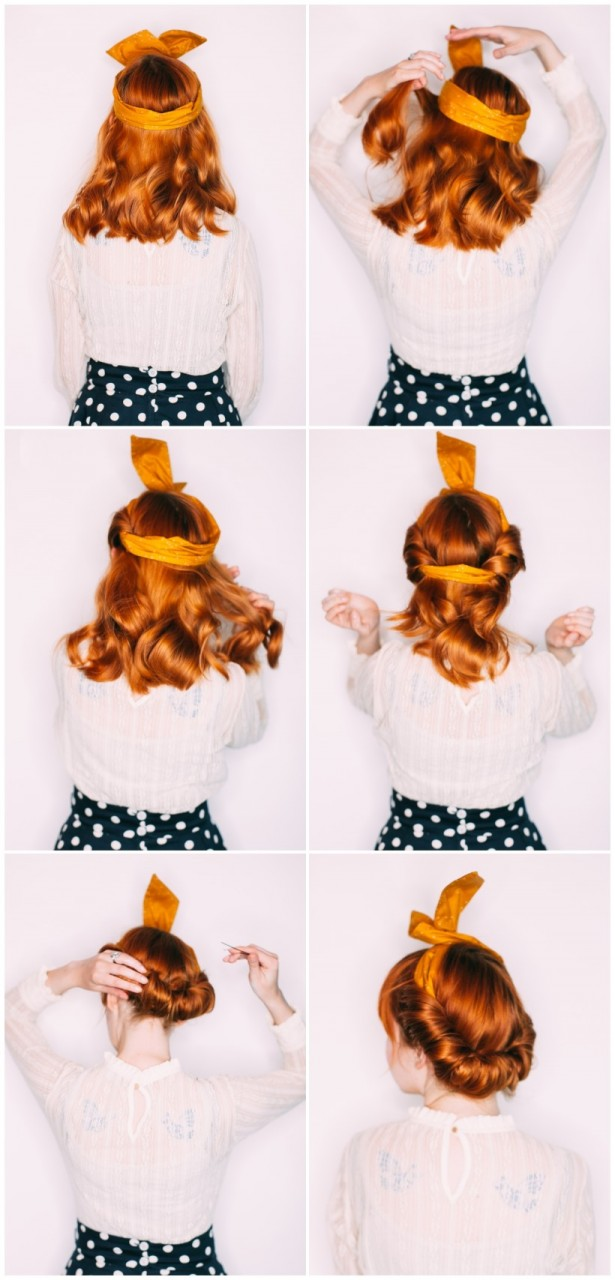 five-easy-headband-hairstyles-click-through-for-the-full-tutorial