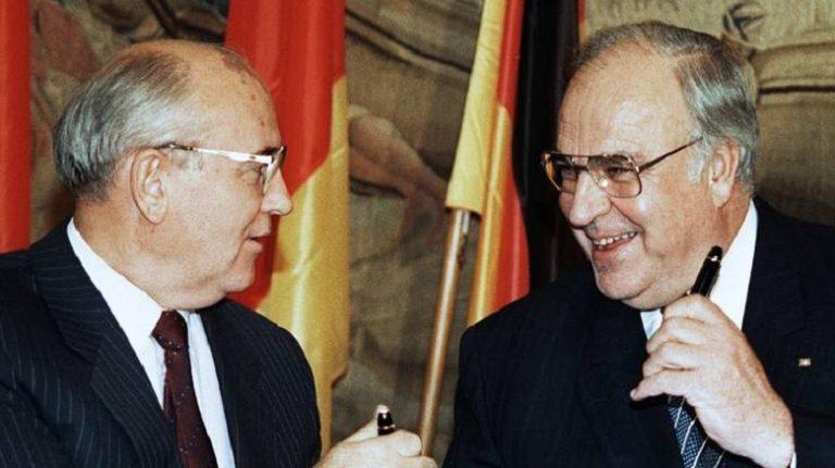 Сколько взял Горбачев за расширение НАТО