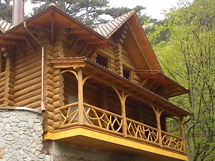 Русская изба – или как построить деревянный дом на Камчатке по технологии предков