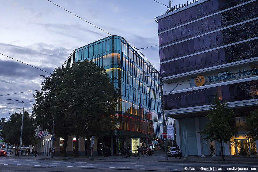 Таллинн XXI века.