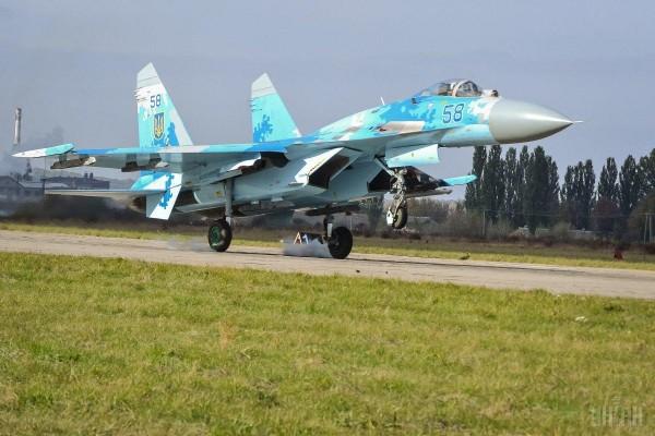 Дай порулить или почему упал Су-27