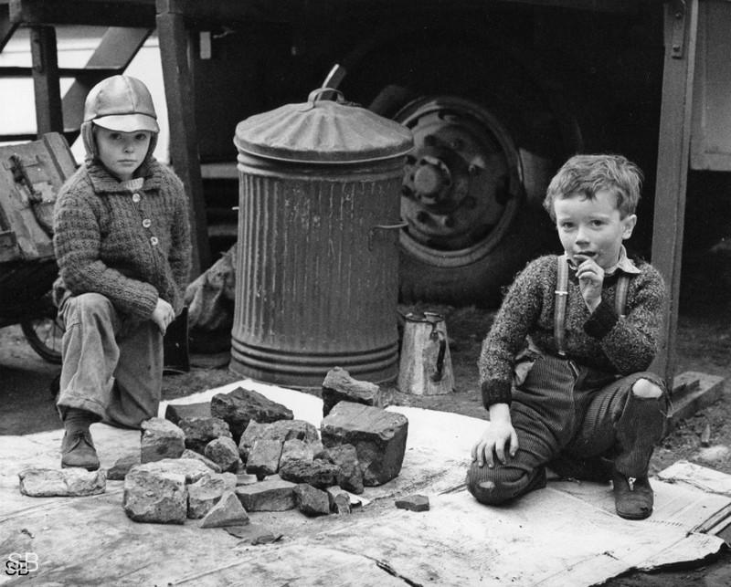 Обаяние трущоб Манчестера в фотографиях Ширли Бейкер 1960-х годов 26