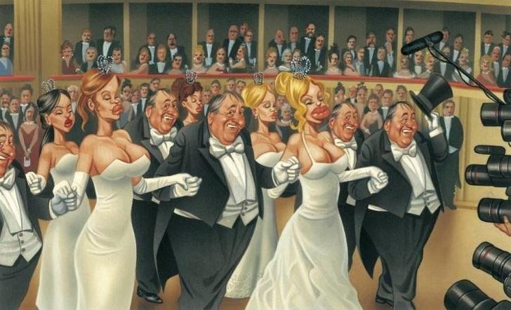 Австрийский карикатурист так честно изображает наш несовершенный мир, что становится стыдно