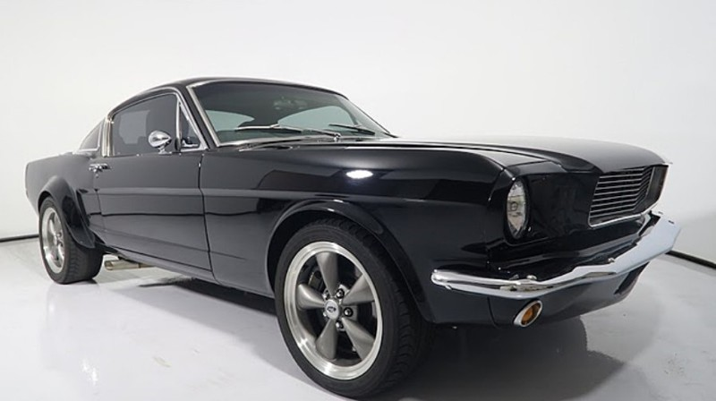 1965 FORD MUSTANG FORD MUSTANG мустанг, авто