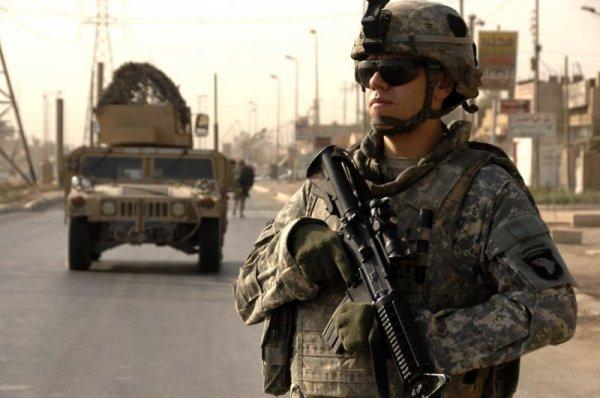 США готовятся к войне?Пентагон заказал почти 180 тыс пластин для бронежилетов