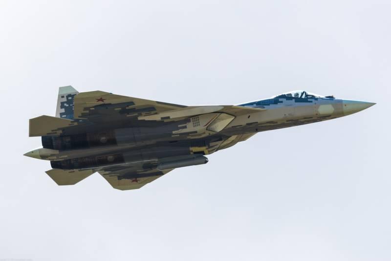 Британские СМИ: Су-57 с гиперзвуковыми ракетами - серьёзная русская угроза