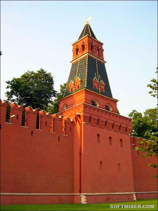Тайны кремлевских башен.