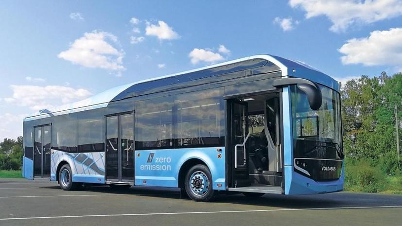 В Перми протестируют электрический автобус