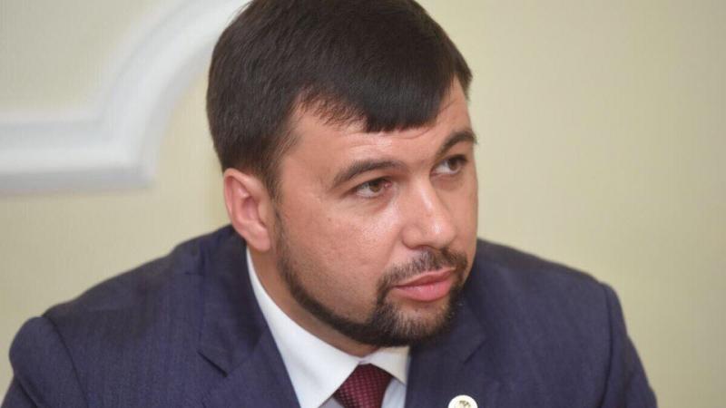 Пушилин заявил об агрессивных действиях Киева в Донбассе и о захвате ВСУ новых территорий
