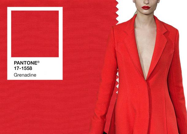 Трендовый Grenadine: 8 шикарных образов в модном оттенке