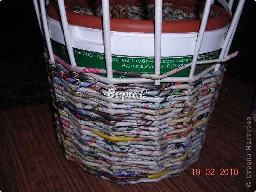 Мастер-класс Плетение: Мастер класс плетения из газеты для новичков Бумага газетная Отдых. Фото 11