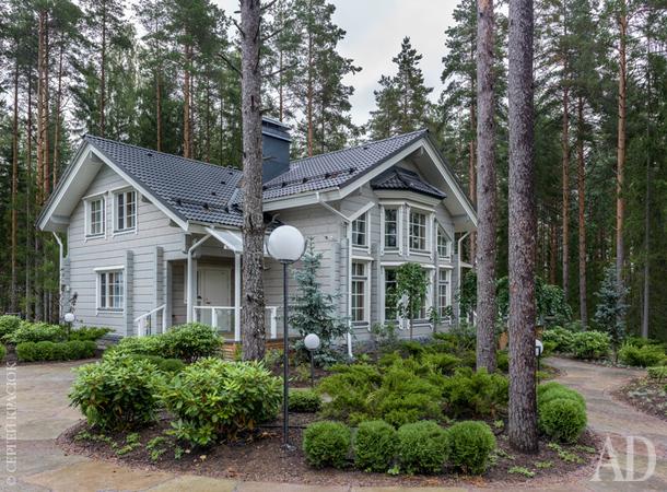 Дом в поселке Игора, 280 м²