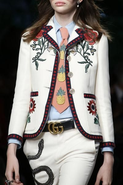 Модные жакеты весна 2017