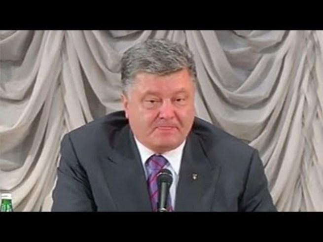 ВСУ «рассекретило» бредни Порошенко