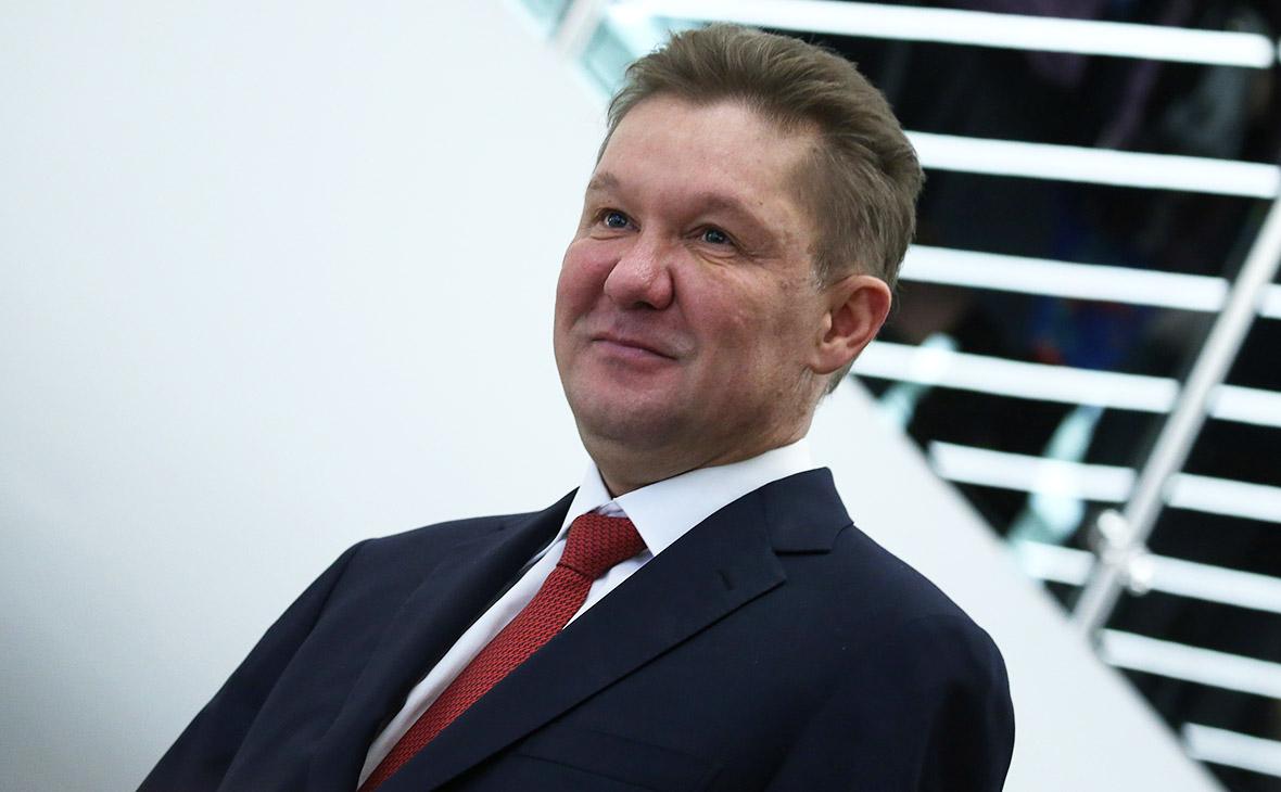 «Газпром» наносит ответный удар