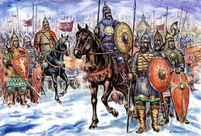 С кем чаще всего пришлось воевать России с IX по начало XXI века — обзор