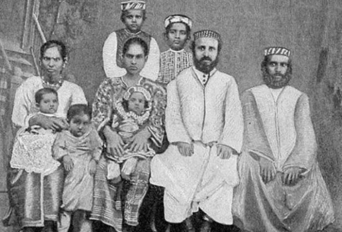 Евреи - национальность по матери, а не по отцу. Почему так?