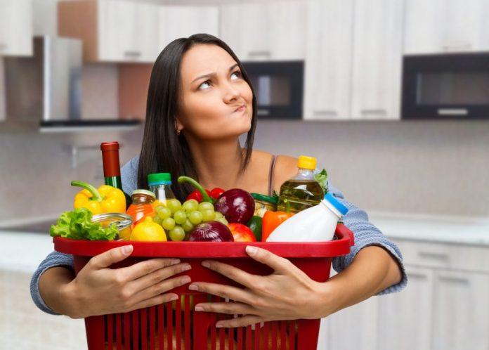 Выходная диета для эффективной разгрузки организма!