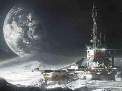 ЦНИИмаш: Лунная база с повестки не снята, разработки продолжаются
