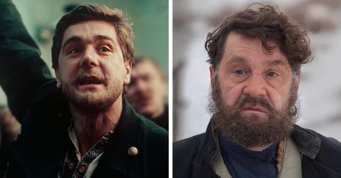 Сергей Маковецкий, 58 лет «Жизнь Клима Самгина» (1987) — «Тихий Дон» (2015)