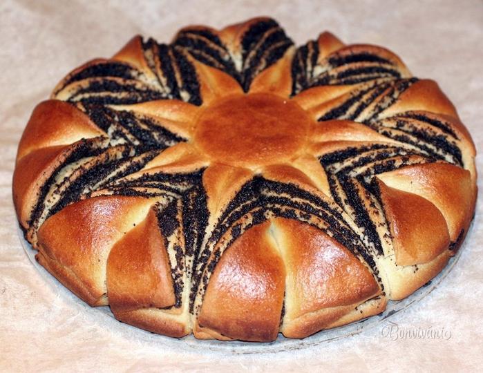 Фото маковый пирог