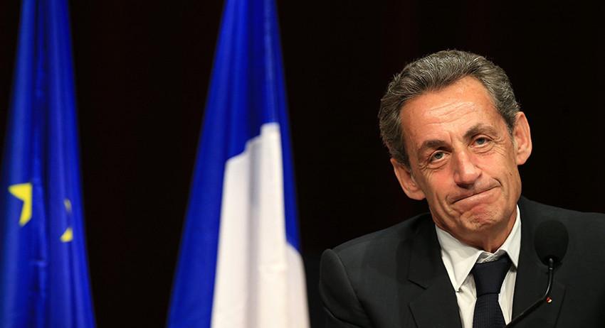 Саркози назвал санкции против РФ контропродуктивными