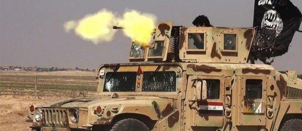 Amnesty International подсчитал, сколько оружия США «подарили» боевикам на Ближнем Востоке