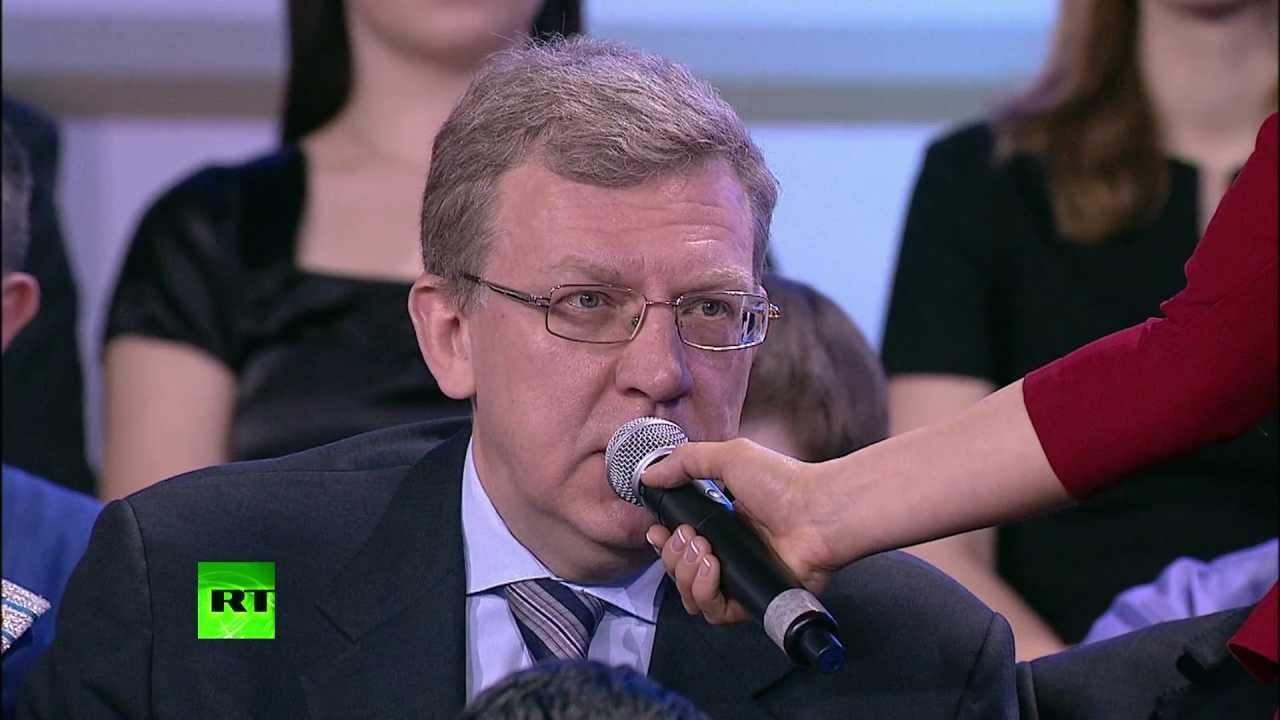 """Как Путин """"разводит"""" Кудрина: вместо правительства научный центр"""