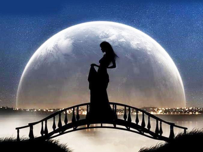 Влияние Луны на судьбу и здоровье
