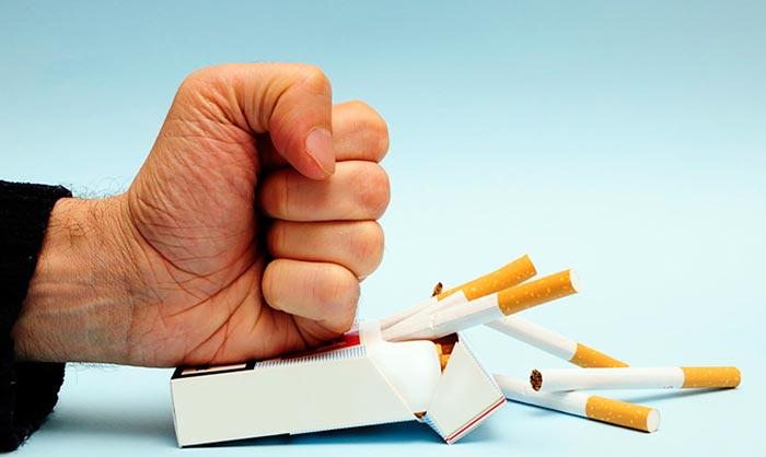 Способы очищения легких после курения
