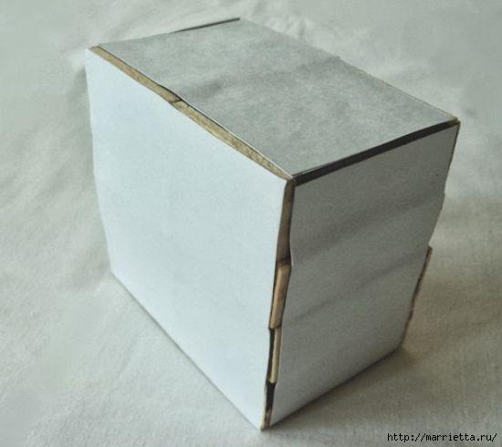 Комодик из спичечных коробков (11) (550x490, 81Kb)