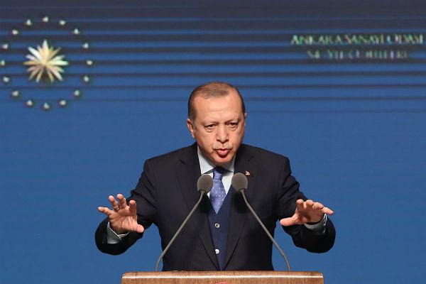 Эрдоган: Об операции в Сирии Анкара договорилась с Москвой