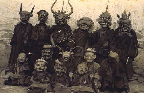 Тибетцы: народ у которого нет фамилий