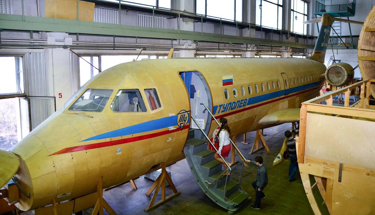 Реанимация Ту-324: исправит ли Путин диверсию Касьянова и Немцова?