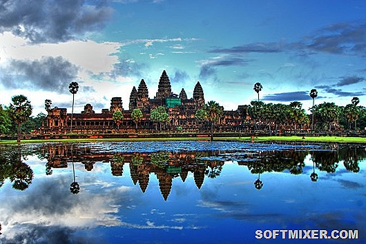 МЕСТА ДАЛЁКИЕ И БЛИЗКИЕ. Любопытные факты о Камбодже