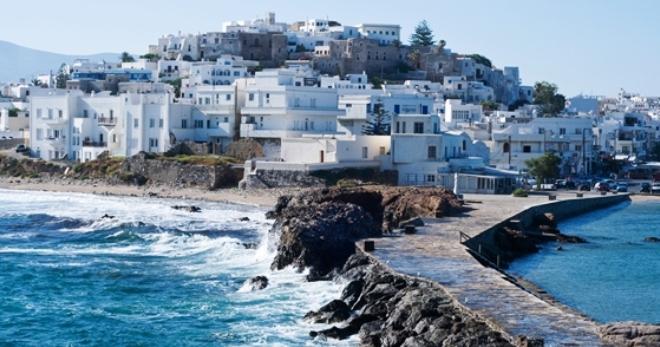 Остров Наксос остается одной из лучших скрытых жемчужин Кикладов в Греции