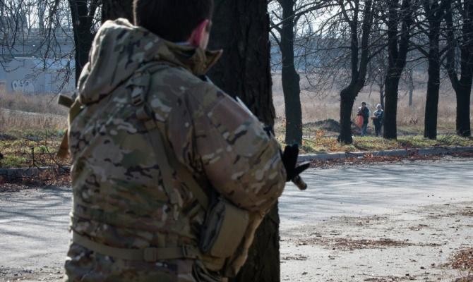 Танковая атака силовиков на пригород Донецка отбита, сообщает штаб ДНР